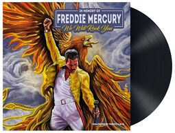 We will rock you / In memory of Freddie Mercury