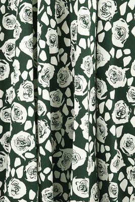 White Roses Dress