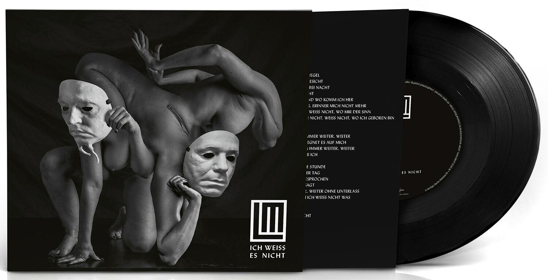 Image of Lindemann Ich weiß es nicht 7 inch-SINGLE Standard
