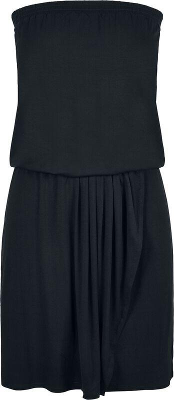 Ladies Viscose Short Bandeau Dress