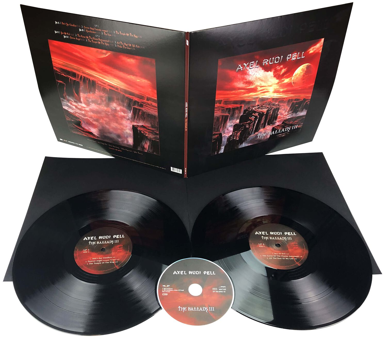Image of Axel Rudi Pell The ballads III 2-LP & CD Standard
