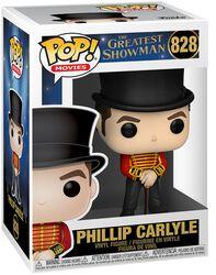 Greatest Showman Phillip Carlyle Vinyl Figur 828