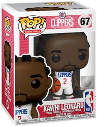 L.A. Clippers - Kawhi Leonard Vinyl Figur 67