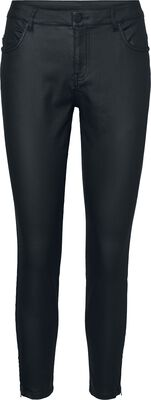 Kimmy Coated Ankle Pants