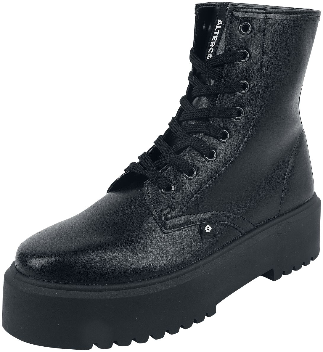 Image of Altercore Katie Boots schwarz