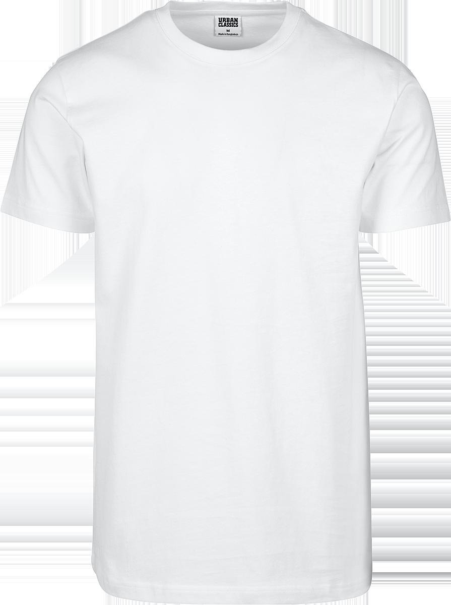 Urban Classics - Basic Tee - T-Shirt - white image