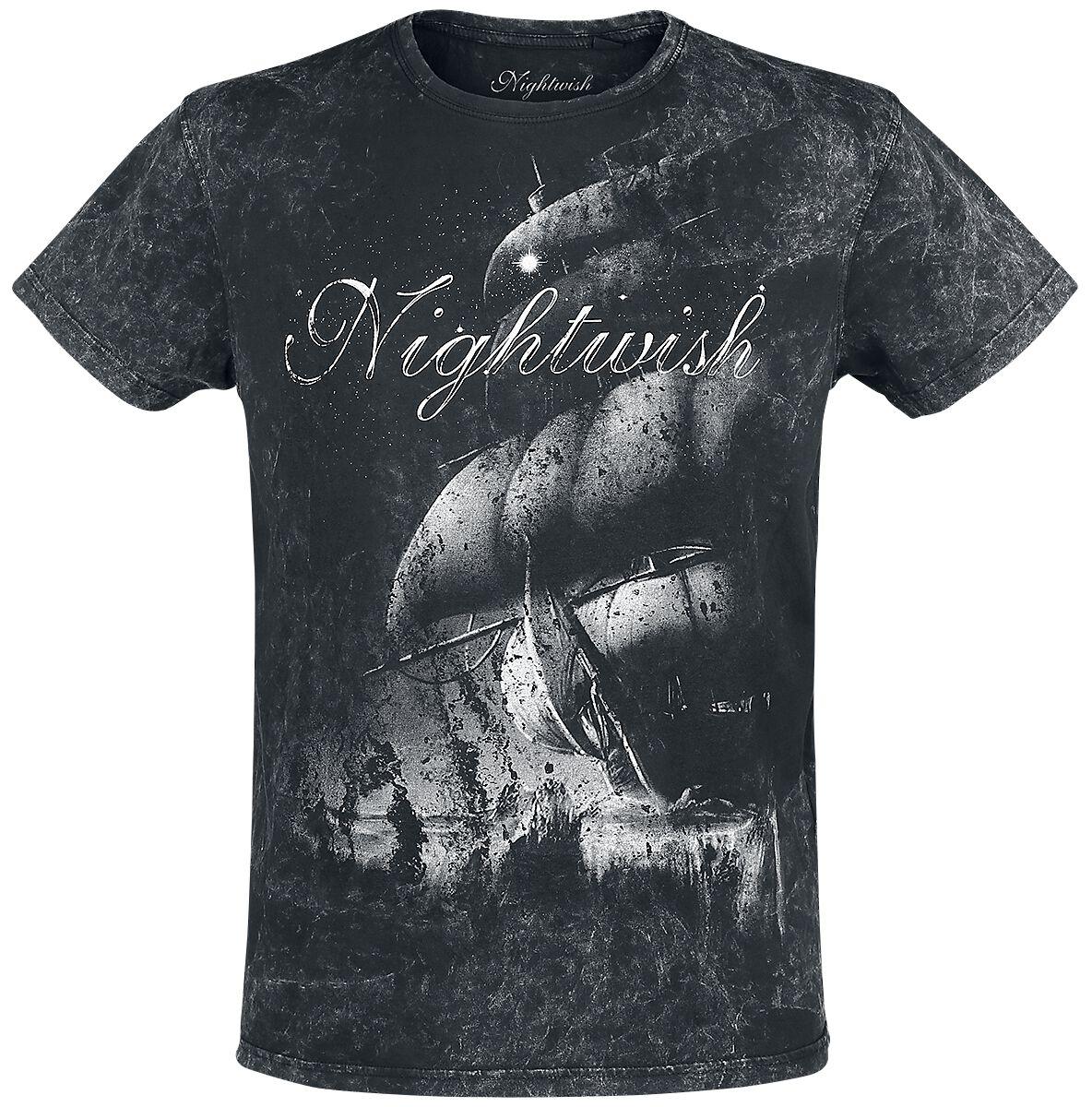 Nightwish Woe To All T-Shirt schwarz 0529-Nightwish