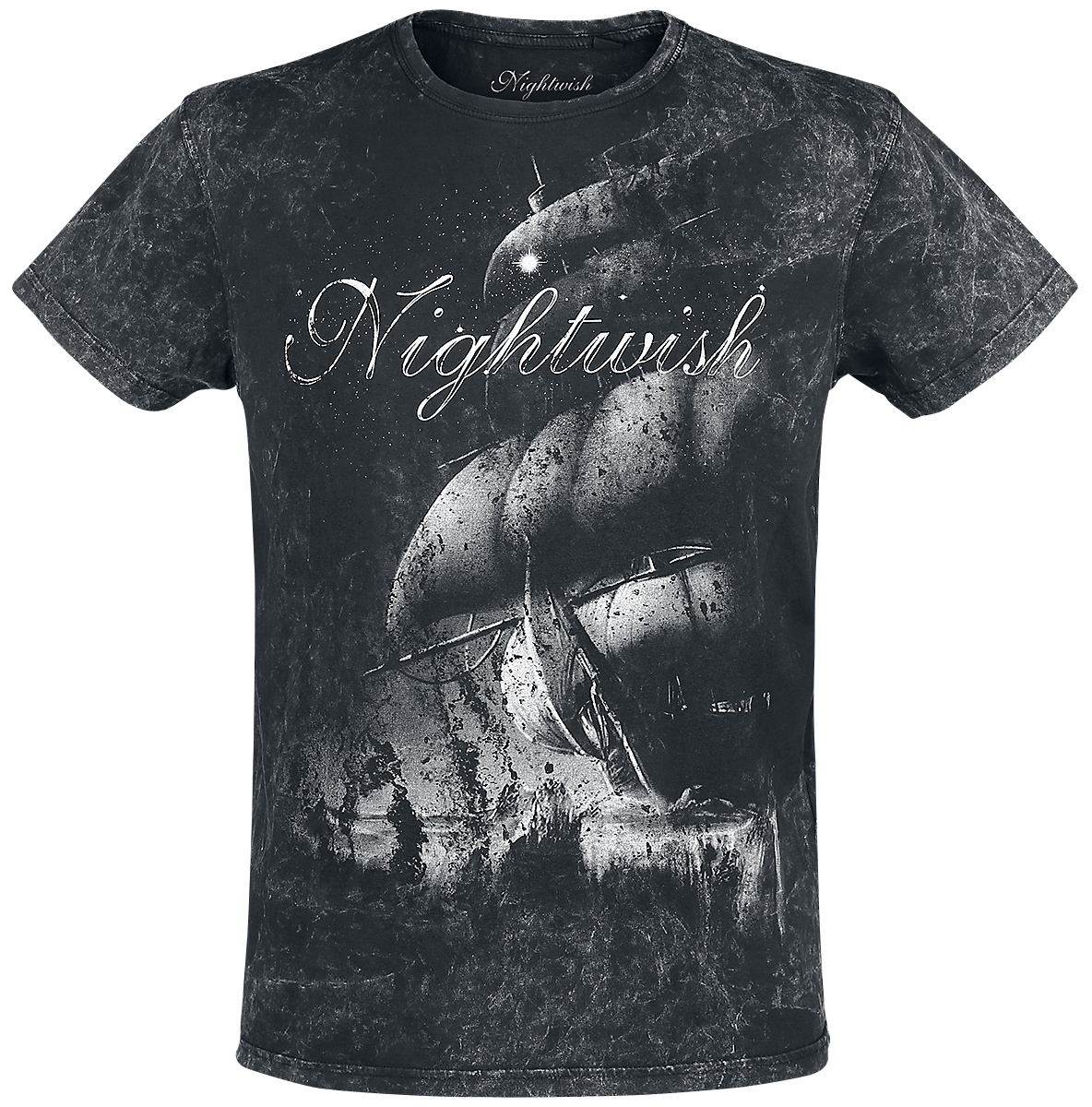 Nightwish - Woe To All - T-Shirt - black image