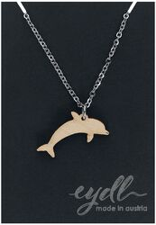 eydl Wood Jewelry Delfin