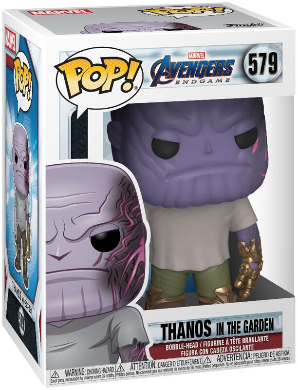 Endgame -Thanos in the Garden Vinyl Figur 579