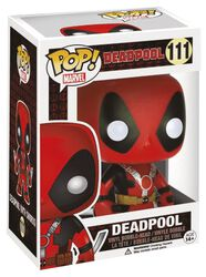 Deadpool - Two Swords Bobble-Head 111