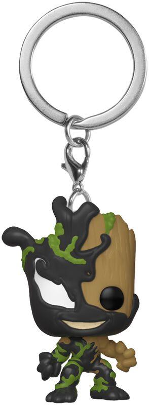 Venomized Groot Pocket POP! Keychain