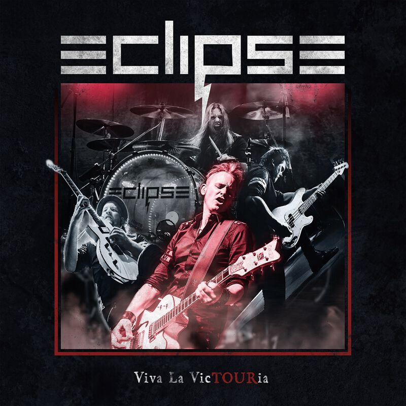 Image of Eclipse Viva la Victouria 2-CD & DVD Standard