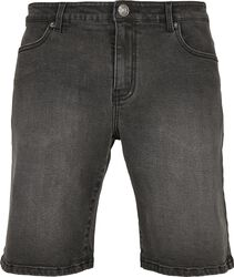 Releaxed Fit Jeans Shorts