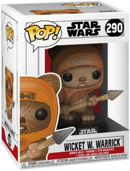 Wicket W. Warrick Vinyl Figure 290