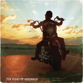 Godsmack Good times, bad times - Ten years of Godsmack CD multicolor 1752395