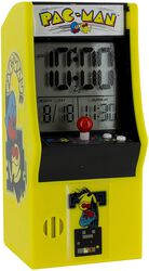 Pac-Man Arcade Wecker