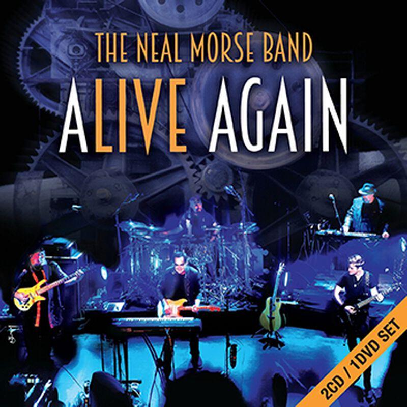 The Neal Morse Band Alive again