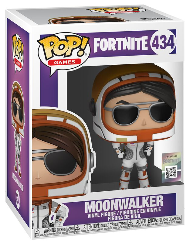 Moonwalker Vinyl Figur 434