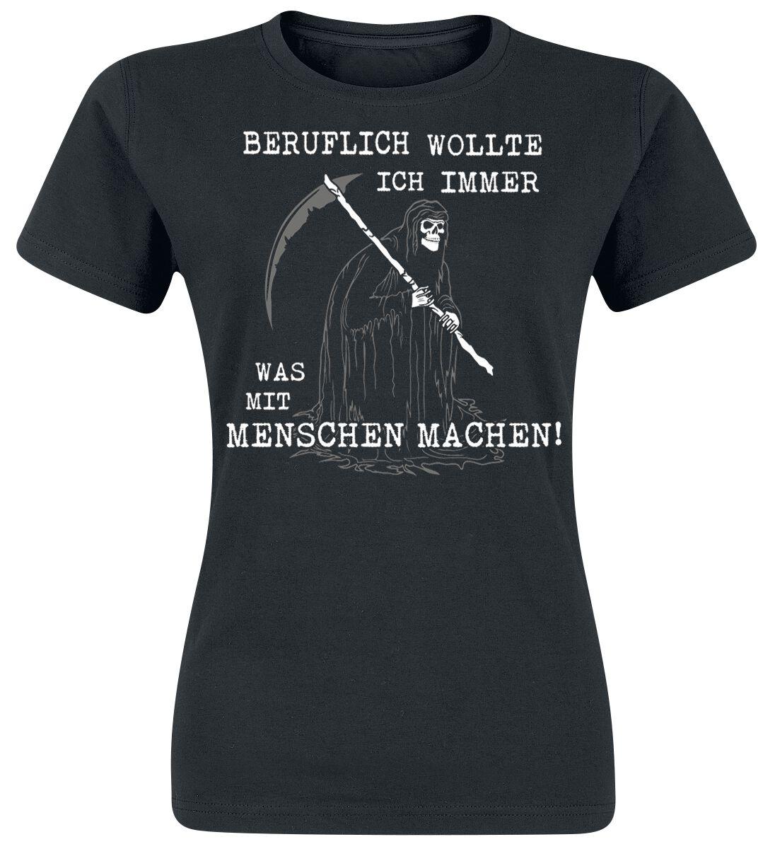 Beruf und Karriere Beruflich T-Shirt schwarz 3107GS beruflich
