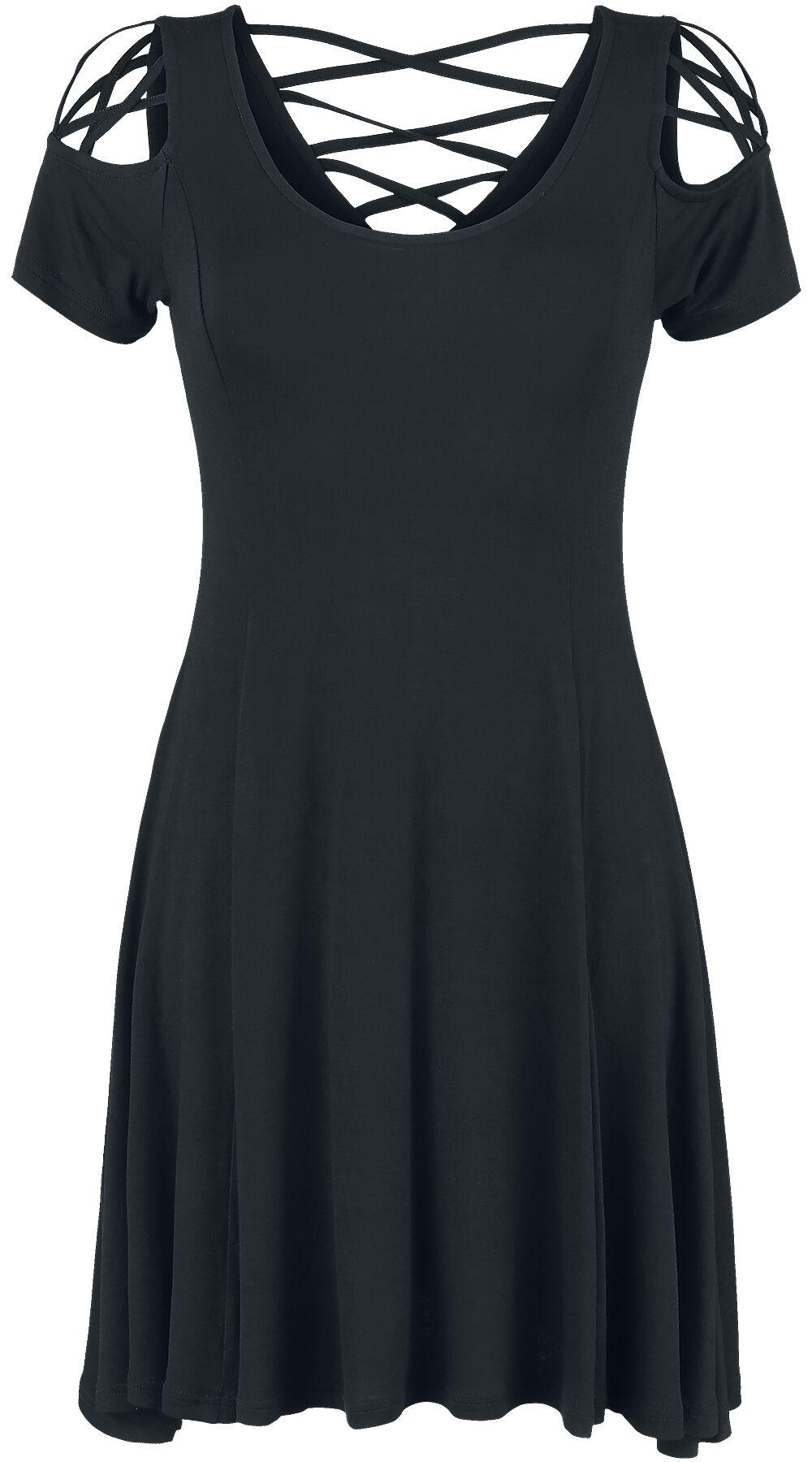 What It Takes   Black Premium by EMP Mittellanges Kleid   EMP 2a78ced268