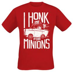I Honk For Minions