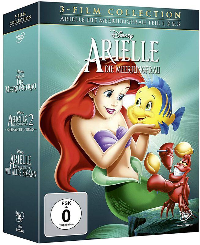 Arielle, die Meerjungfrau - 3-Film-Collection