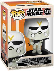 Concept Series - Snowtrooper Vinyl Figur 471