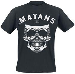Mayans - Skull Logo