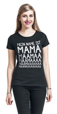 Mein Name ist Mama