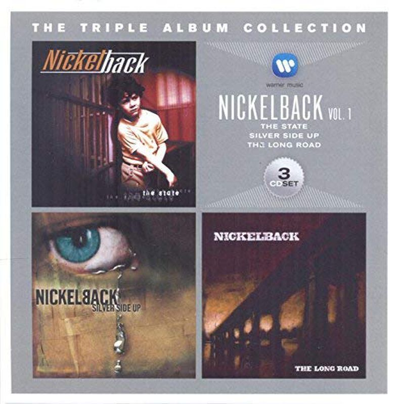 The Tripple Album Collection Vol. 1
