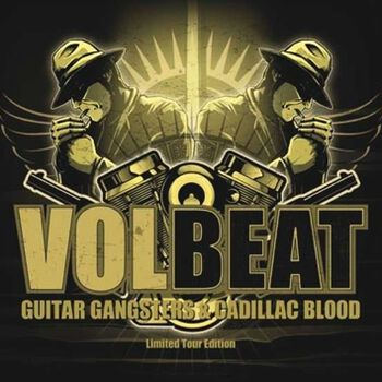 Guitar Gangsters & Cadillac Blood