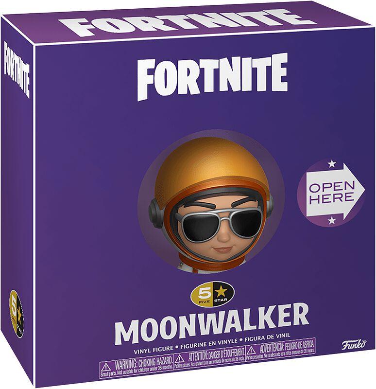 Moonwalker - 5 Star Figur 2