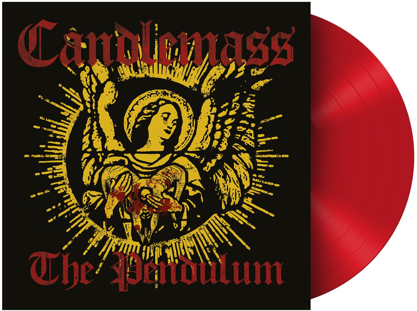Image of Candlemass The pendulum EP rot