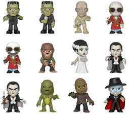 Universal Monsters Mystery Mini Blind Season 2