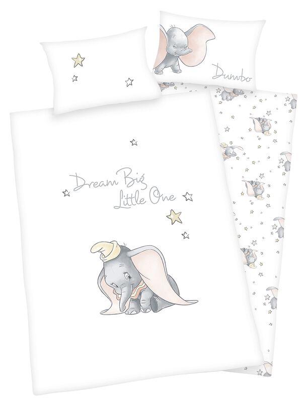 Dumbo Flanell Bettwäsche
