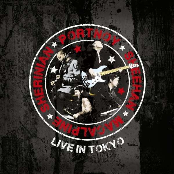 Image of Portnoy / Sheehan / McAlpine / Sherinian Live in Toyko 2-CD & Blu-ray Standard