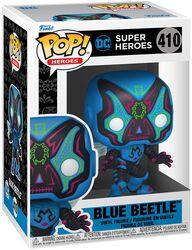 Dia Des Los DC - Blue Beetle Vinyl Figur 410