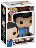 Steve Castiel Vinyl Figure 304