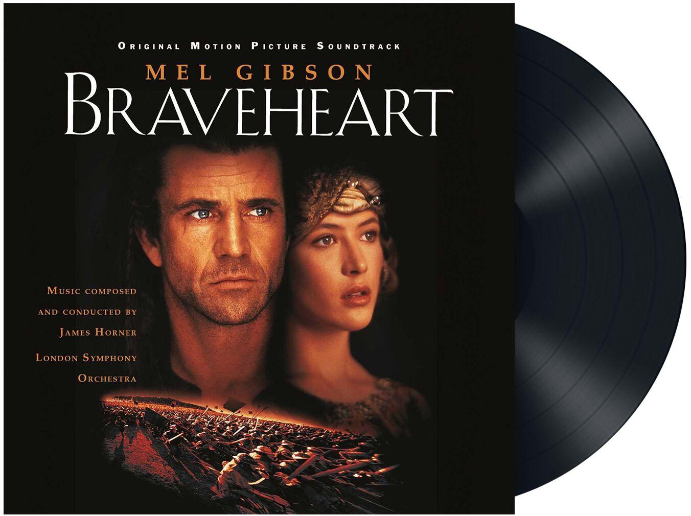 Braveheart Braveheart - O.S.T. LP multicolor 4832129