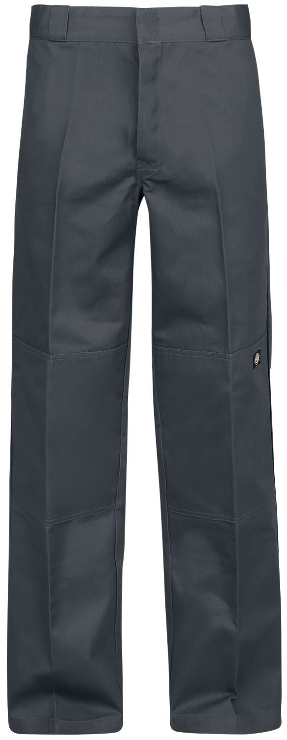 Image of Dickies Double Knee Work Pant Chinopant charcoal