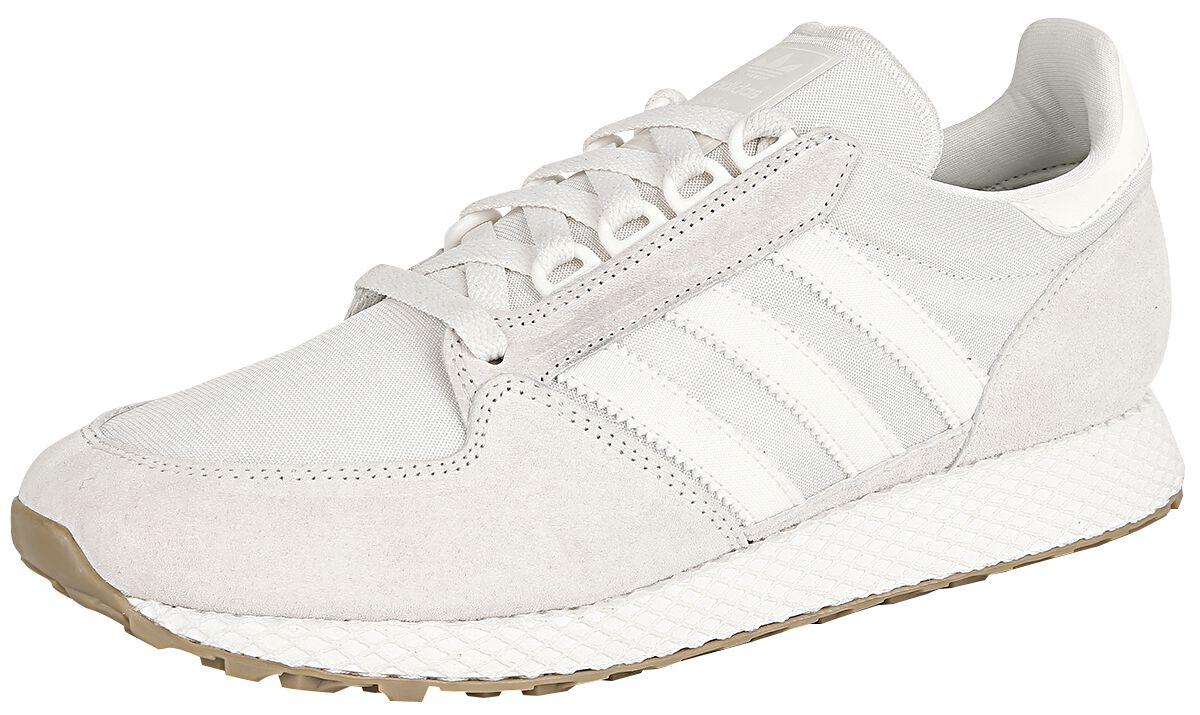 Sneakers für Frauen - Adidas Forest Grove Sneaker weißgrau  - Onlineshop EMP