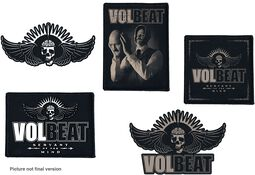 Servant Of The Mind - Patch-Set