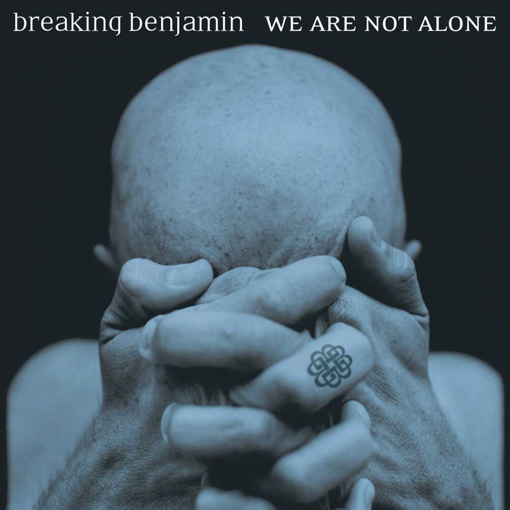 Breaking Benjamin  We are not alone  CD  Standard