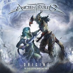 Origine (The black crystal sword saga part 2)