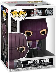 Baron Zemo Vinyl Figur 702
