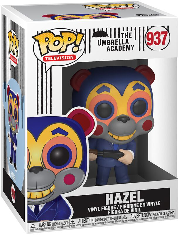 Hazel Vinyl Figur 937