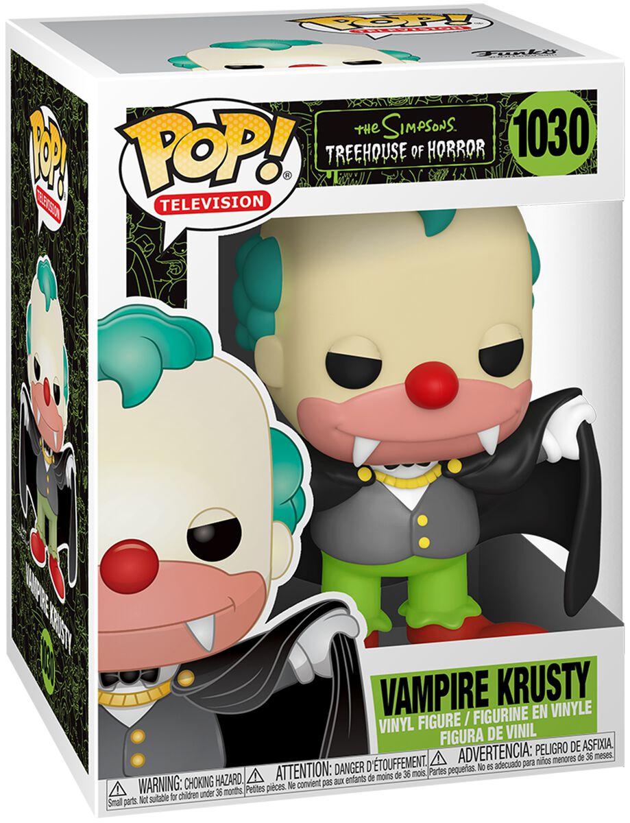 Die Simpsons Vampire Krusty Vinyl Figur 1030 Funko Pop! multicolor 50143