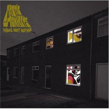 Image of Arctic Monkeys Favourite worst nightmare CD Standard
