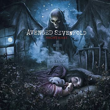 Image of Avenged Sevenfold Nightmare CD Standard